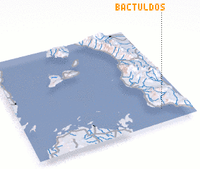 3d view of Bactul Dos