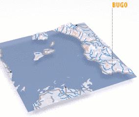 3d view of Bugó