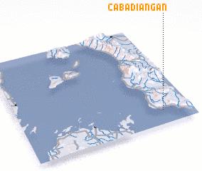 3d view of Cabadiangan