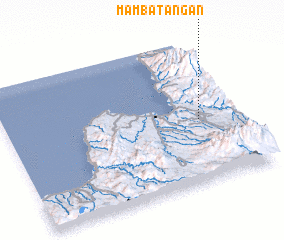 3d view of Mambatangan