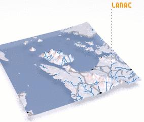3d view of Lanac