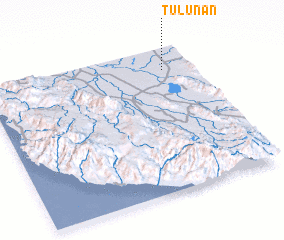 3d view of Tulunan