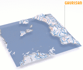 3d view of Gaurisan