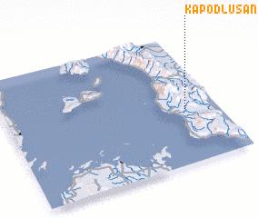 3d view of Kapodlusan