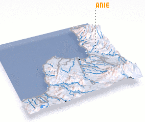 3d view of Ani-e