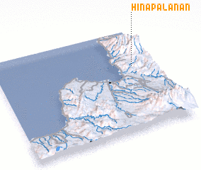 3d view of Hinapalanan