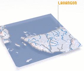 3d view of Lao-angon