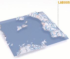 3d view of Laboon