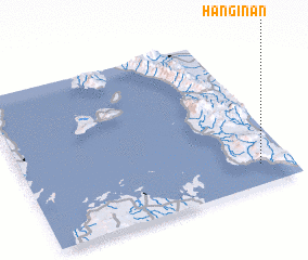 3d view of Hanginan