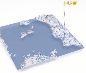 3d view of Hilaan