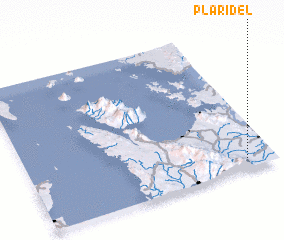 3d view of Plaridel