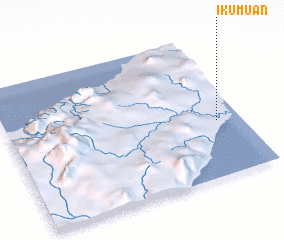 3d view of Ikumuan