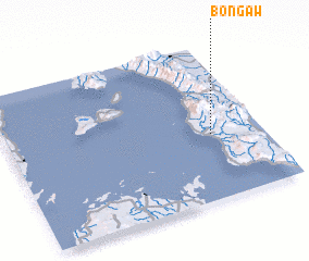 3d view of Bong-aw