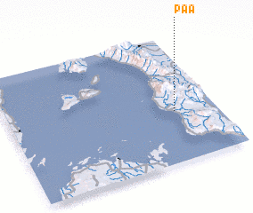 3d view of Pa-a