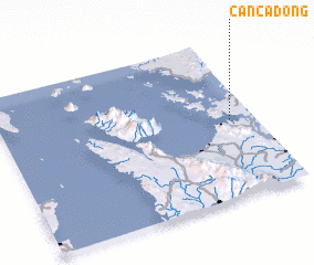 3d view of Cancadong