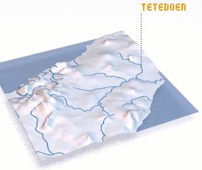 3d view of Tetedoen