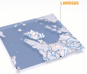 3d view of Lamingao