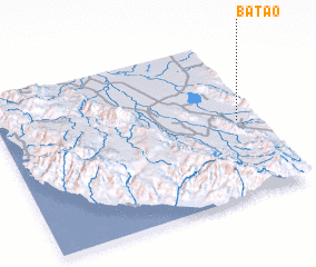 3d view of Batao