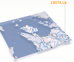 3d view of Castilla