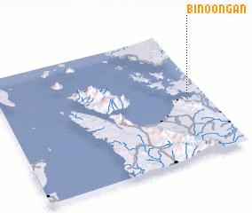 3d view of Bino-ongan