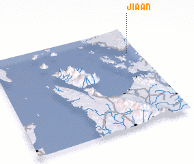 3d view of Jia-an