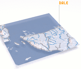 3d view of Dale