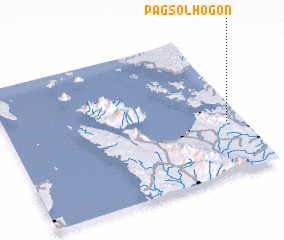 3d view of Pagsolhogon