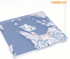 3d view of Cambacao