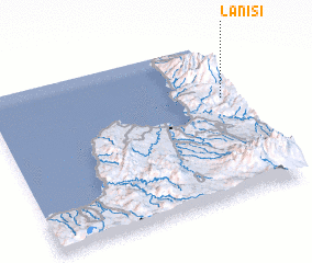 3d view of Lanisi
