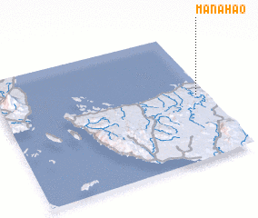 3d view of Manahao