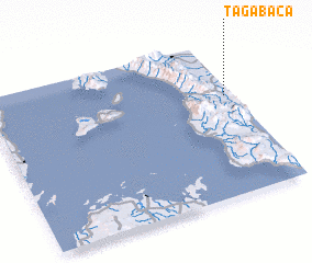 3d view of Tagabaca