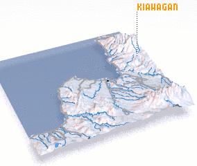 3d view of Kiawagan