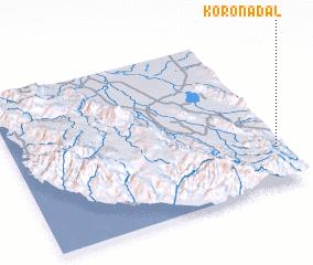 3d view of Koronadal