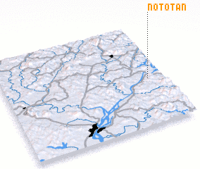 3d view of Not\