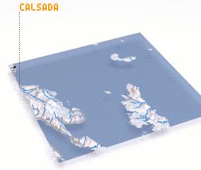 3d view of Calsada