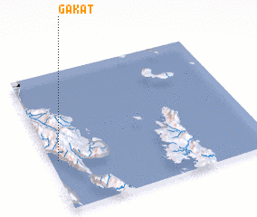 3d view of Gakat