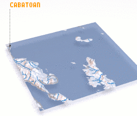 3d view of Cabato-an