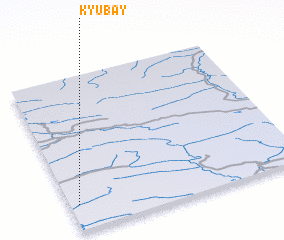 3d view of Kyubay