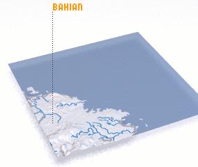 3d view of Bahian