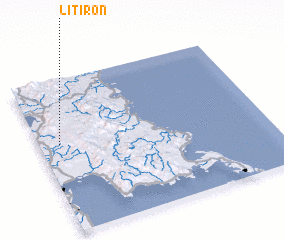 3d view of Litiron
