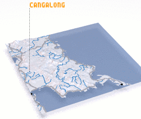 3d view of Cangalong