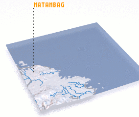 3d view of Matambag