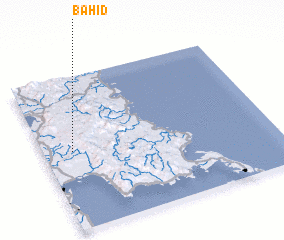3d view of Bahid