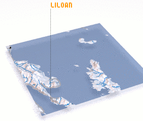 3d view of Liloan