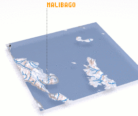 3d view of Malibago