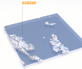 3d view of Agagan