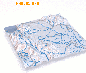 3d view of Pangasihan