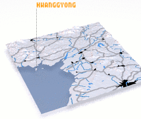 3d view of Hwanggyŏng
