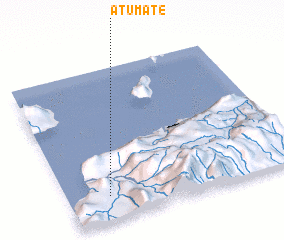 3d view of Atumate