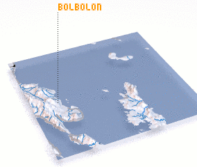 3d view of Bolbolon